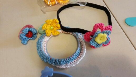 Crochet gift set