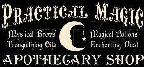 Witchcraft Practical magic apothecary shop witches primitive witch signs halloween sign Primitives Wicca Pagan decorations coven magick folk by SleepyHollowPrims, $45.00 USD