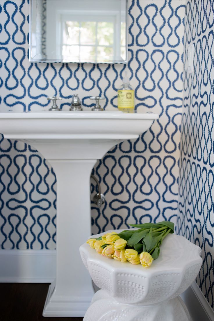 Powder Room Wallpaper 280 Best Powder Room Images On Pinterest Powder Rooms Beautiful