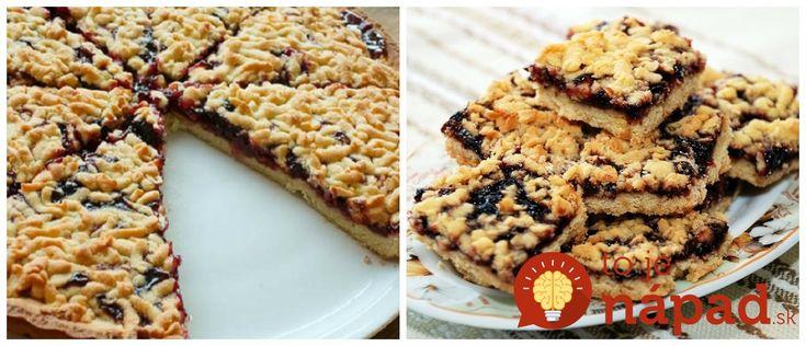 Nesmrteľný recept na výborný a tradičný koláčik – frgál. Pripraviť ho je skutočne jednoduché a zvládnete to ľavou zadnou. Neváhajte a skúste tento recept.