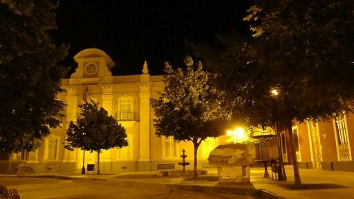 Edificio de la Gobernación de Cachapoal.