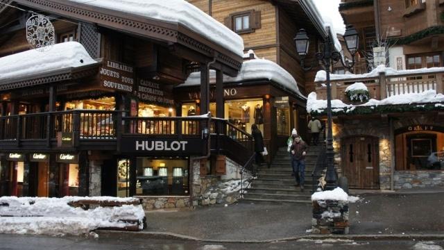 Boutique Hublot - Courchevel (France)