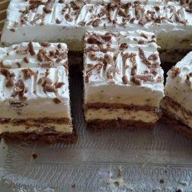 KriDiSán - Habos pudingos sütemény