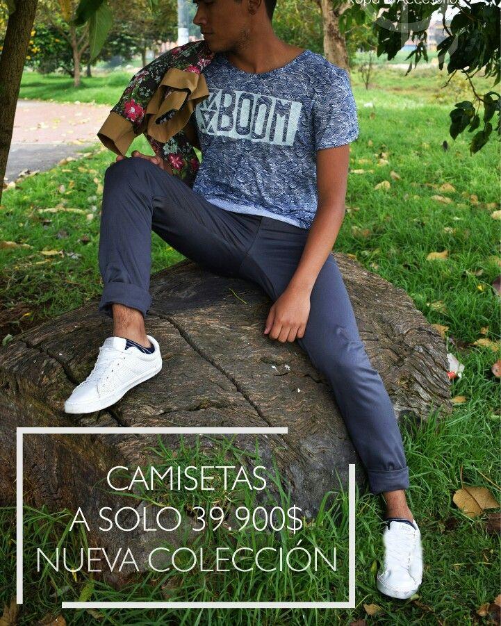 Camisetas desde $39.900!!!  Nueva colección a precios increíbles!!!  Envíos en Bogotá totalmente gratis!!!  #camisetas  #tshirt  #moda #arte #menswear  #hechoencolombia