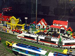 Lego Museum en speelparadijs: Van Star Wars tot poppenhuis - praag-nu.nl