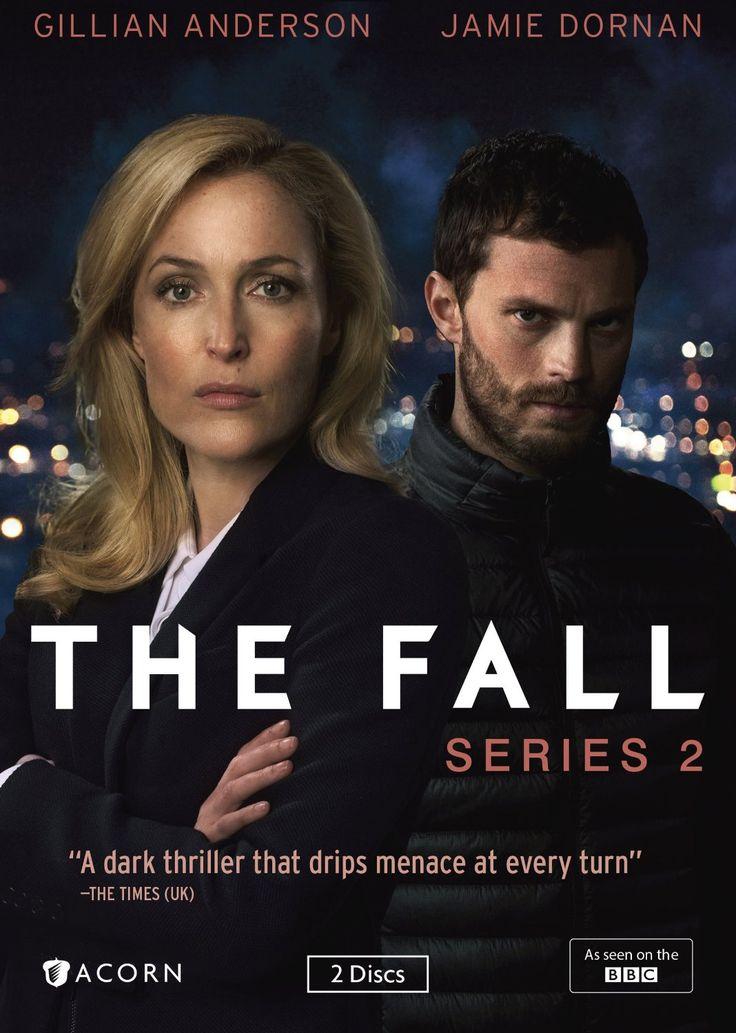 Amazon.com: THE FALL, SERIES 1: Gillian Anderson, Jamie Dornan ...
