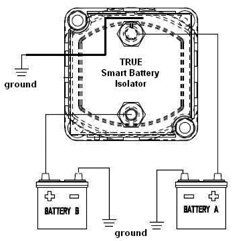 Boat Dual Battery Switch Wiring Diagram likewise Installing Bilge Pump furthermore Cole Hersee Isolator Wiring Diagram besides 5947 in addition Add A Battery Kit   120A. on marine dual battery system wiring diagram