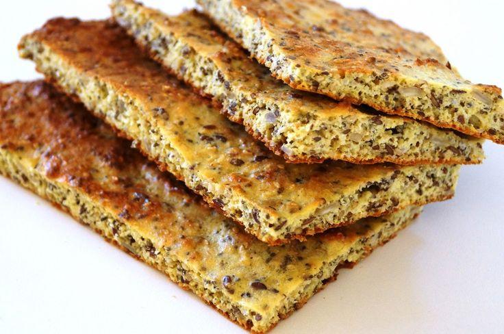 Macho-brød - perfekt til store, stærke mænd, der skal have masser af energi, men helst ikke gluten.