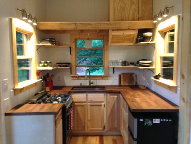 17+ Best Tiny House Kitchen And Small Kitchen Design Ideas | House