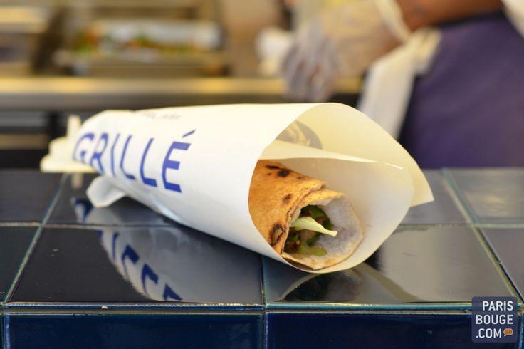 Grillé, le kebab de luxe parisien