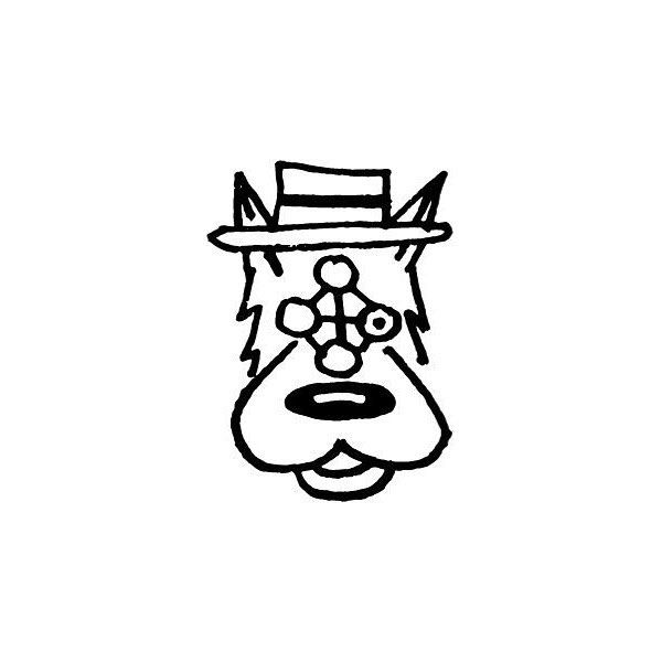 Things are getting weird over here.⠀ .⠀ .⠀ .⠀ .⠀ .⠀ .⠀ #illustration #vector #vectorillustration #vectorart #illustrator #illustrationoftheday #illustrationart #art #design #graphicdesign #designer #vectordesign #graphicdesigner #thedesigntip #illustrate #dribbble #dog #hat #cosmic
