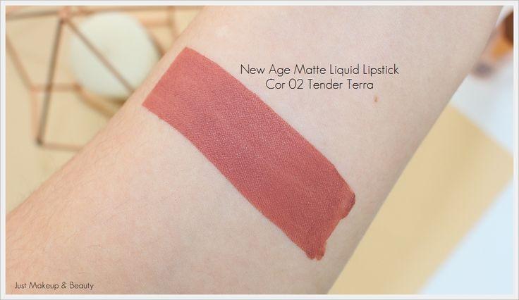 Flormar New Age Matte Liquid Lipstick
