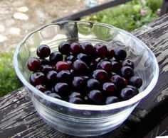 Choke Cherry Jelly, The best jelly that you will ever taste and Island Pond Vt. is full off cherry trees beside the railroad tracks