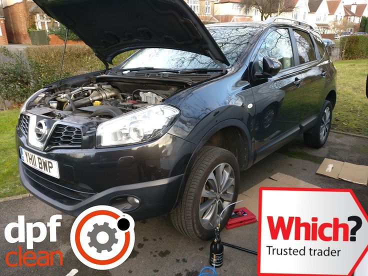 One of the most common vehicles we DPF Clean, a Nissan Qashqai. Diagnostics showed this had a temperature sensor fault that has been causing it to stop regenerating minutes after it starts self cleaning. After that is resolved we do a Which? Trusted Traders approved DPF Clean to remove the build up of soot and carbon and it's running like it should again.   #whichtrustedtraders #WhichTOTM #enginecarbonclean #carbonclean #Nissan #Qashqai #followthecog