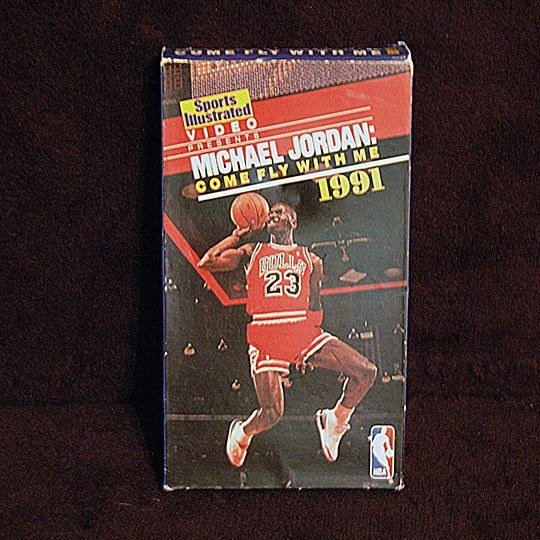 1991 Sports Illustrated Michael Jordan Video