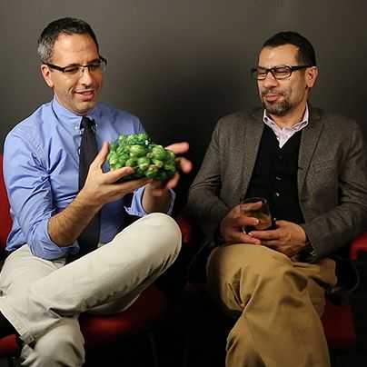 Yotam Ottolenghi and Sami Tamimi share their vegetable cooking know-how with us. Read more!