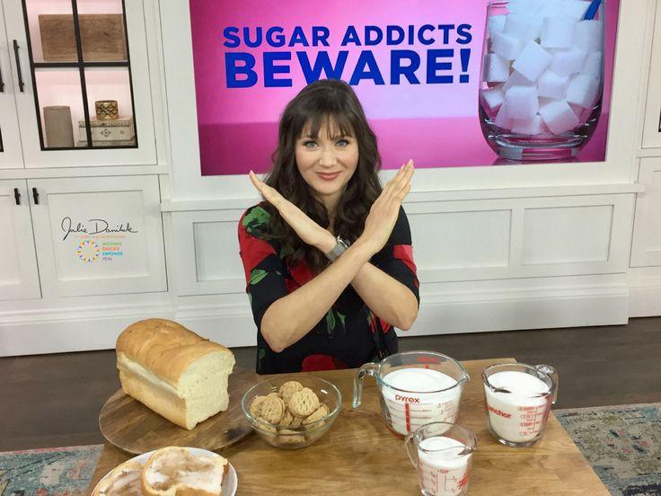 How I Broke Free Of My Sugar Addiction by JulieDaniluk.com