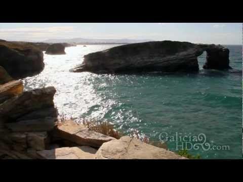 Playa de las Catedrales Lugo - Spain