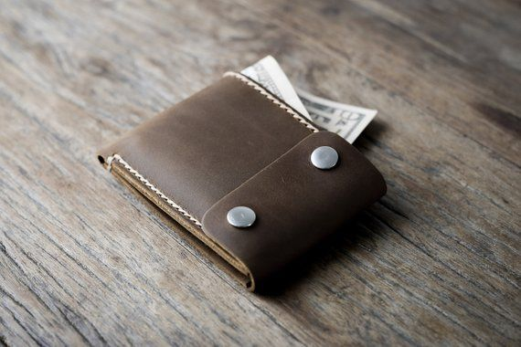 Biker Wallet WITHOUT the Chain, Gifts for Boyfriend Gifts for Dad Gifts for Father Christmas Gift Ideas for Him Brother #035