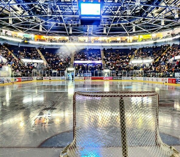 Nottingham  Panthers  home ice