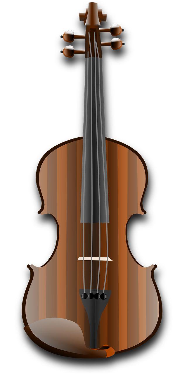 Music Violin Instrument Strings transparent image