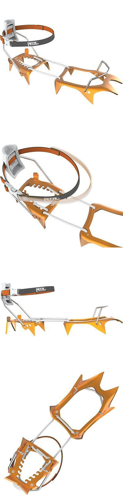 Ice Climbing Equipment 158981: Petzl Leopard Llf Crampon One Color One Size -> BUY IT NOW ONLY: $169.95 on eBay!