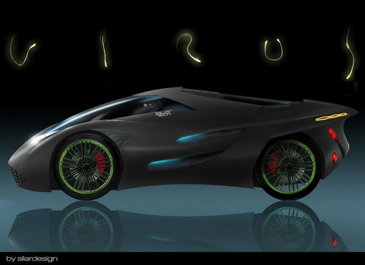 VIRUS Concept car