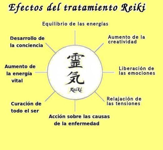 Beneficios del reiki