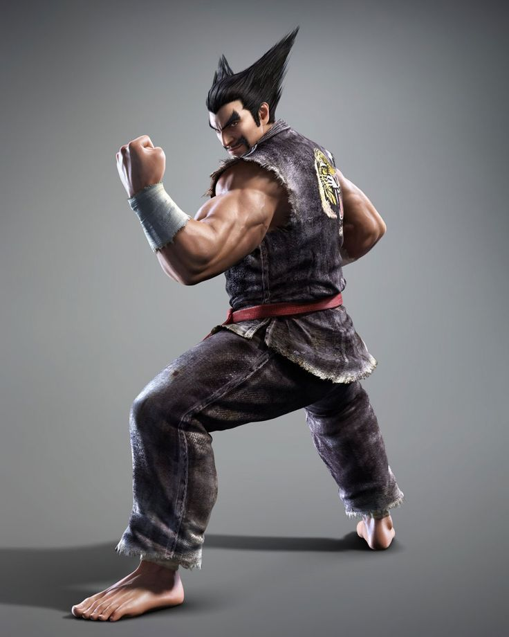 Heihachi Mishima - Tekken Tag Tournament 2