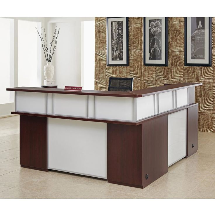 Causeway Left Reception Desk   72