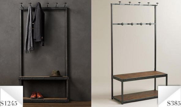 8 Best Images About Coat Racks On Pinterest