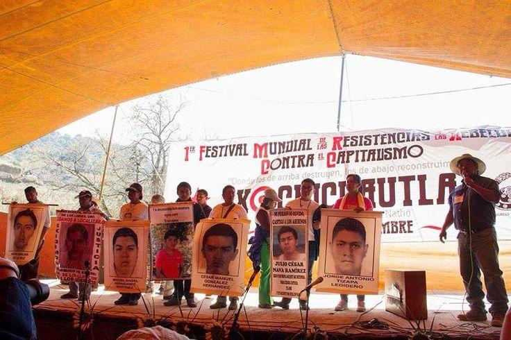 Comunidad indígena Ñathö Xochicuautla, da la bienvenida al Festival Mundial de Resistencias y Rebeldías