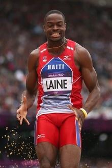 Samyr Laine, Haiti in Olympics