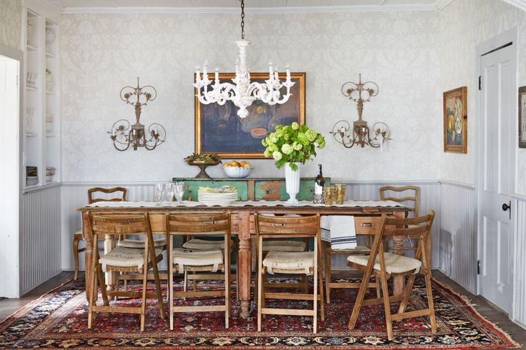 297 best images about dining rooms on pinterest home for Dining room ideas vintage