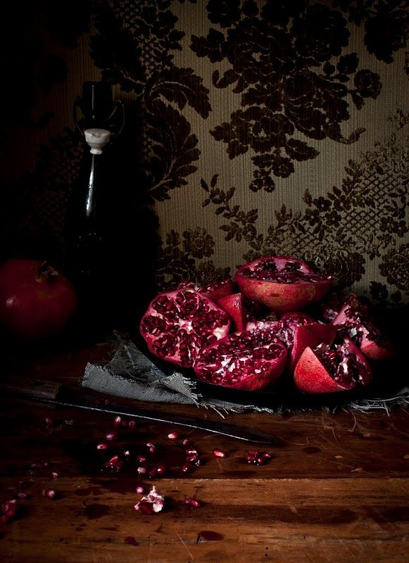 Gorgeous and inspiring food photography tableaux.