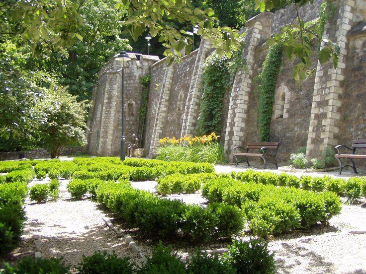 Lillafüred - Függőkertek - Labirintus