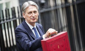Philip Hammond gave us a budget for tax avoiders and giant firms   John McDonnell   Opinion   The Guardian