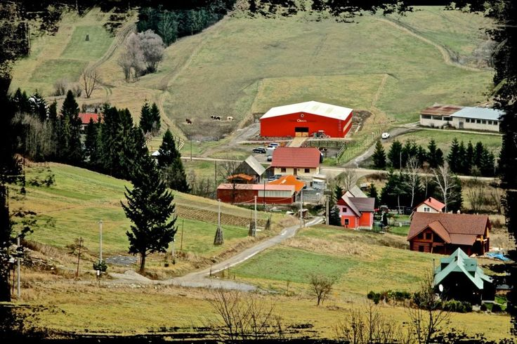 Small ranch in beautifull nature of north Slovakia.