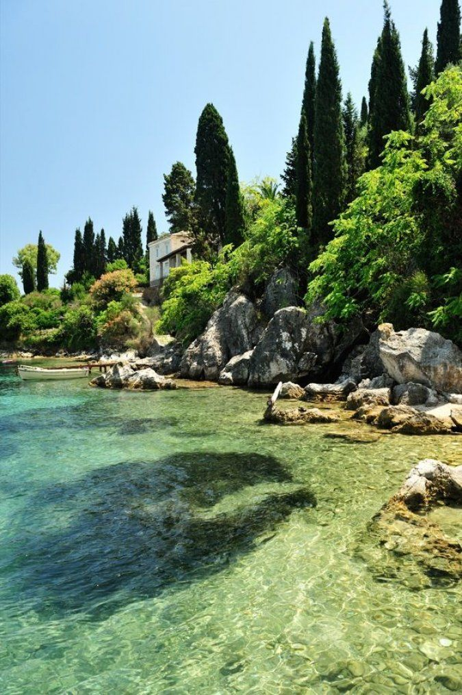 Greece, Corfu #greece #traveltogreece #greekislands