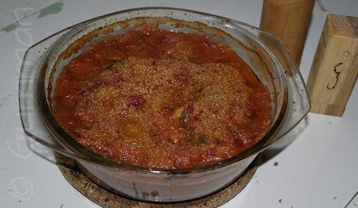 Kräftströmming - Gumman - Recept