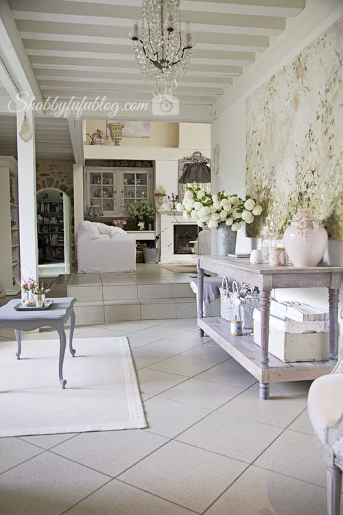 An Exquisite French Country Home Tour. Decorating BlogsInterior ...