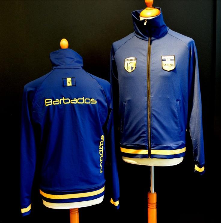 Barbados fan jacket