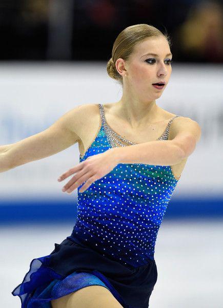 Polina Edmunds Photos - 2016 Prudential U.S. Figure Skating Championship - Day 1…