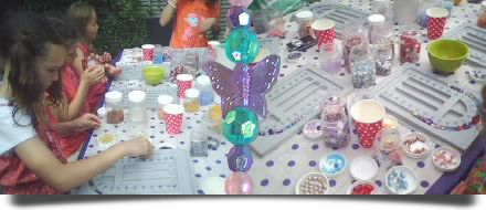 Children's Parties | BeadazzleBeadazzle Make your own Jewellery Party!