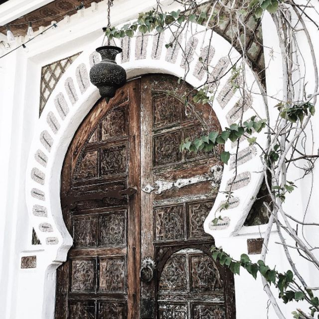 Moroccan Door obsession continues...