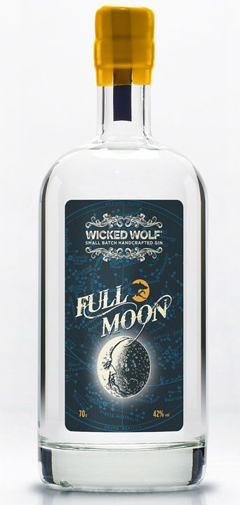 Wicked Wolf Full Moon Gin