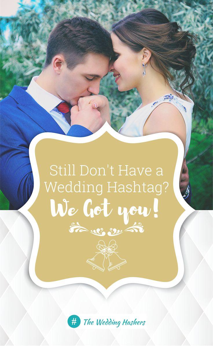 best wedding hashtags - 736×1191