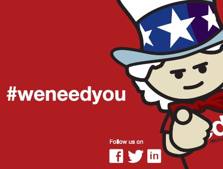 Started the New Year on a mission to find a New Job? Then we can help! Search now... http://www.red-recruitment.com/Search #WeNeedYou