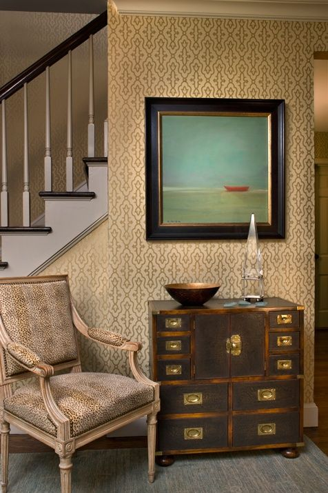 Foyer Accent Wall Ideas : Best images about repisas foyer credenza entryway
