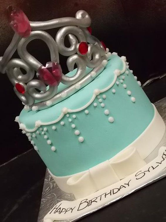 1000 Ideas About Tiara Cake On Pinterest Crown Cupcakes